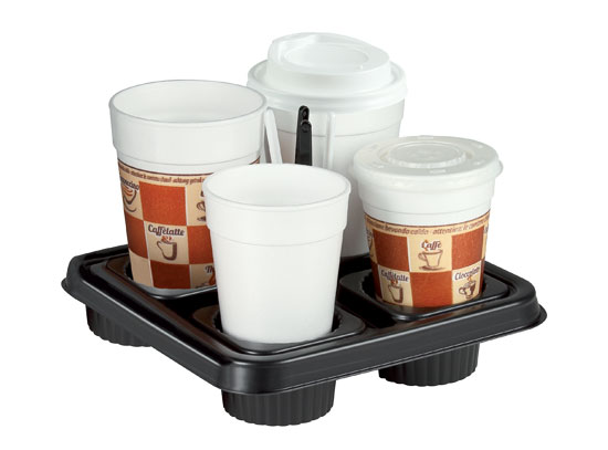 TRAY-CUPS 4